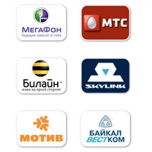 Операторы сотовой связи Визинги